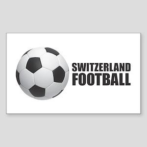 Switzerland Football Sticker