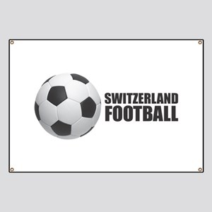 Switzerland Football Banner