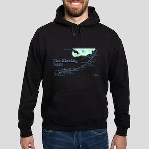 Florida Keys - Map Design. Sweatshirt