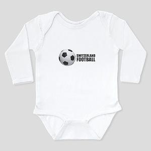 Switzerland Football Body Suit