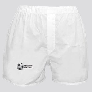 Switzerland Football Boxer Shorts