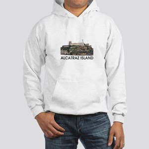 Alcatraz Island Hooded Sweatshirt