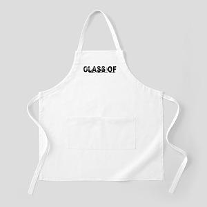 Class of 2010 illusion BBQ Apron