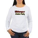 Wilderness State Park Women's Long Sleeve T-Shirt
