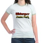 Wilderness State Park Jr. Ringer T-Shirt