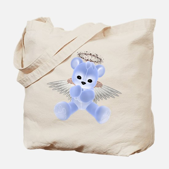 BLUE ANGEL BEAR 2 Tote Bag
