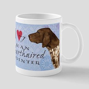 German Shorthaired Pointer 11 oz Ceramic Mug