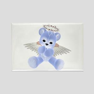 BLUE ANGEL BEAR 2 Rectangle Magnet