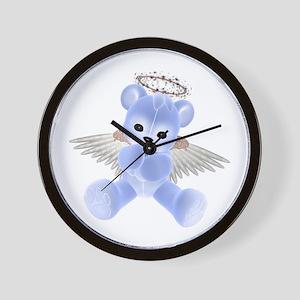 BLUE ANGEL BEAR 2 Wall Clock