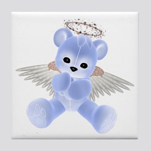 BLUE ANGEL BEAR 2 Tile Coaster