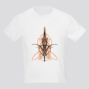 Kustom Striping 1 Kids Light T-Shirt