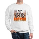 FLAMED HOT ROD Sweatshirt