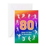 Year-Remember - Birthday Card - 80