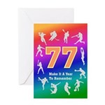 Year-Remember - Birthday Card - 77