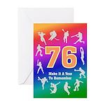 Year-Remember - Birthday Card - 76