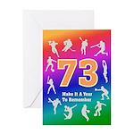 Year-Remember - Birthday Card - 73