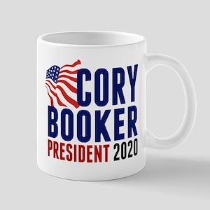 Cory Booker 2020 11 oz Ceramic Mug