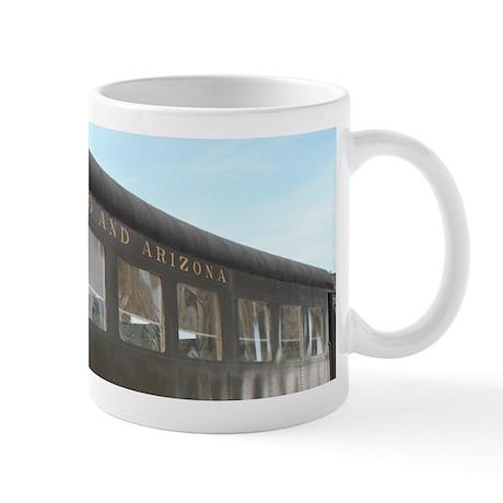 Campo Train Mug