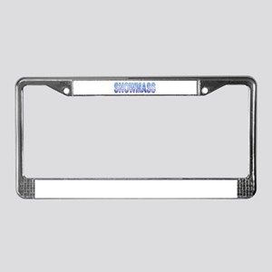 Snowmass, Colorado License Plate Frame