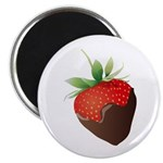 Chocolate Strawberry Magnet