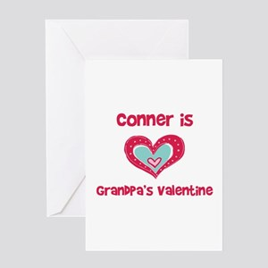 Conner is Grandpa's Valentine Greeting Card