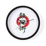 Teppo Jutsu Clock