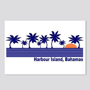Harbour Island, Bahamas Postcards (Package of 8)