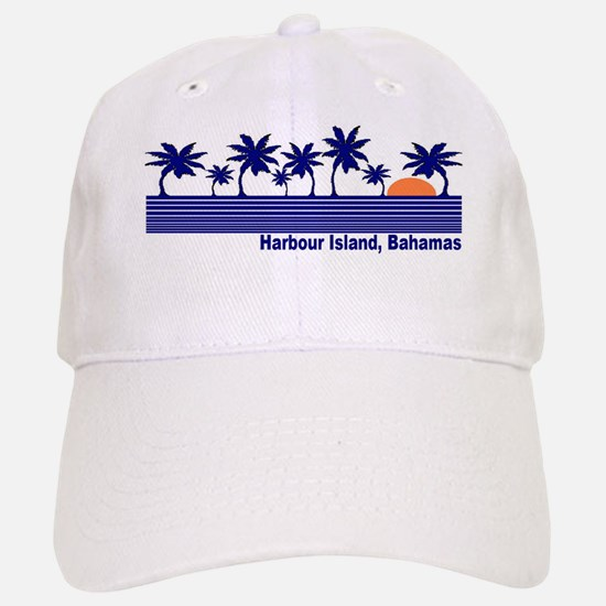 Harbour Island, Bahamas Baseball Baseball Cap
