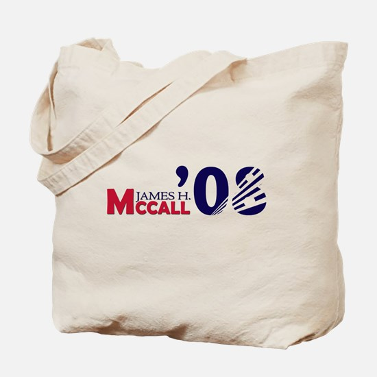 James H. McCall 08 Tote Bag