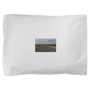 my race track, street race Pillow Sham