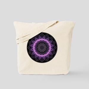 Entangled Mandala Tote Bag