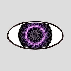 Entangled Mandala Patch