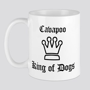 Cavapoo - King of Dogs Mug