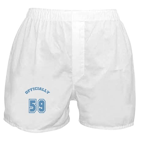 Officially 59 Boxer Shorts