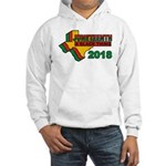 """""""Juneteenth: A Black Thing"""" Hooded Sweat"""