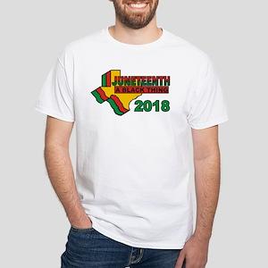 """Juneteenth: A Black Thing"" Men's Classic T-Shirts"