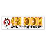.458 SOCOM Bumper Sticker