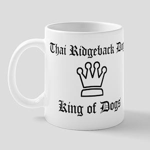 Thai Ridgeback Dog - King of  Mug