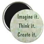 Imagine It Magnet