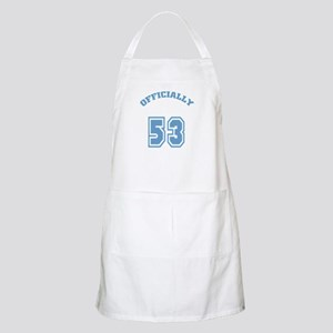 Officially 53 BBQ Apron