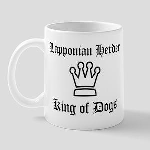 Lapponian Herder - King of Do Mug