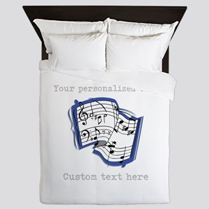 Music Queen Duvet