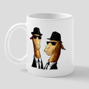 The Llama Brothers Mug