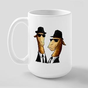 The Llama Brothers Large Mug