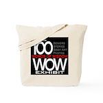 The 100 Words Of Wisdom Exhibit Tote Bag