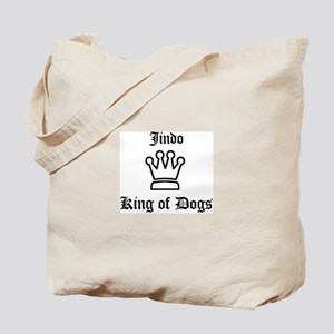 Jindo - King of Dogs Tote Bag