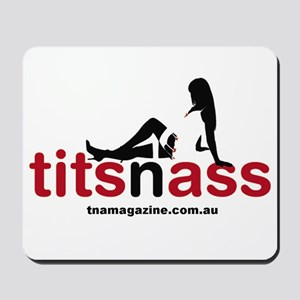 Tits & Ass Mousepad