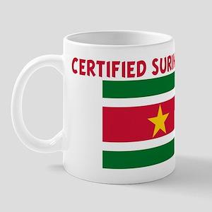 CERTIFIED SURINAMESE Mug