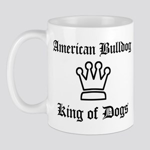 American Bulldog - King of Do Mug