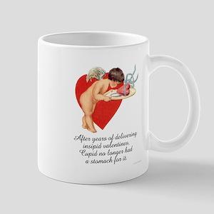 Insipid Valentine 11 oz Ceramic Mug